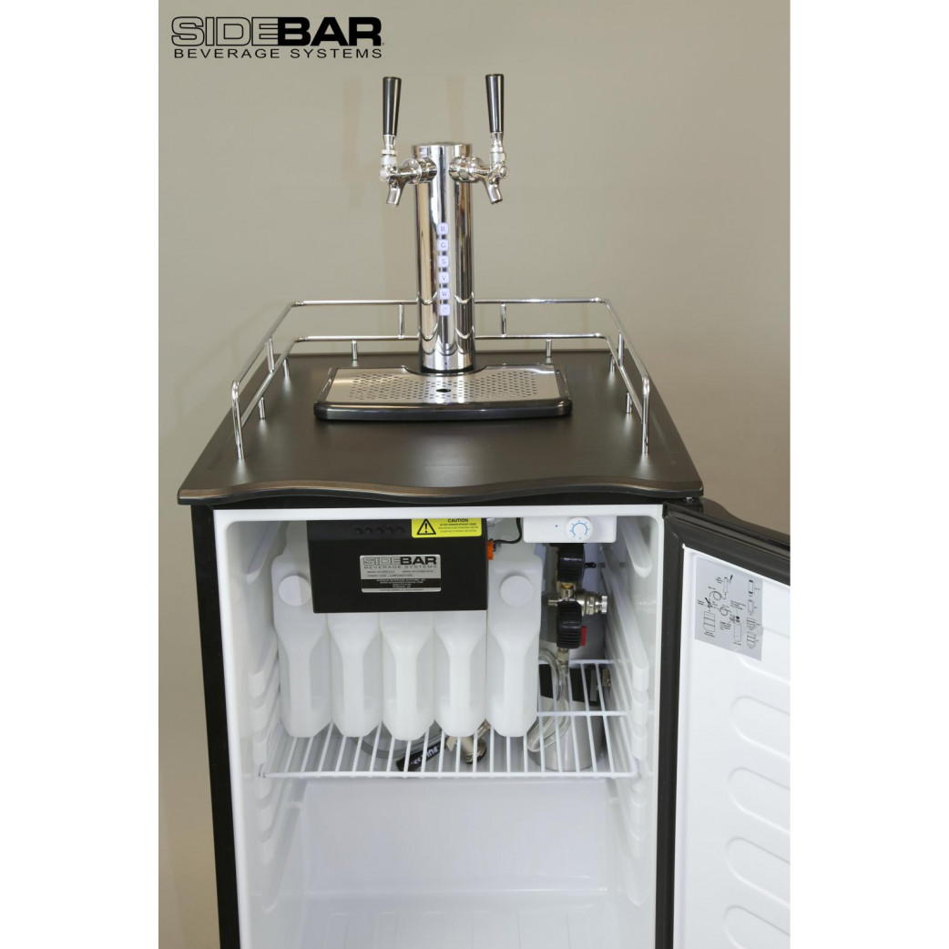 SIDEBAR 6880 DUO Beverage Beer Tower