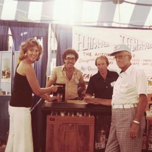 1980 SIDEBAR PermaPub Trade Show