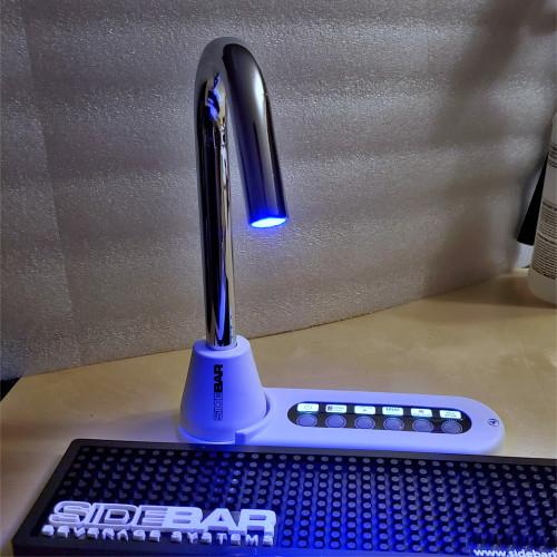 BLUE Led keypad