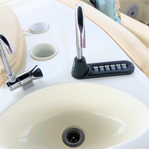 SIDEBAR 6500 series boat install