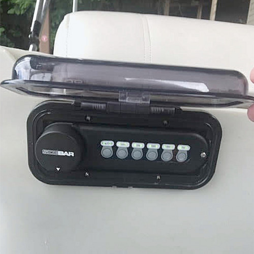 Custom Install V series Stereo Cover