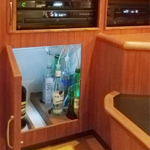 Boat install Green