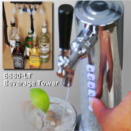 SIDEBAR 6880-LT Beverage / Liquor Tower