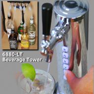 SIDEBAR 6880-LT Beverage / Liquor Tower